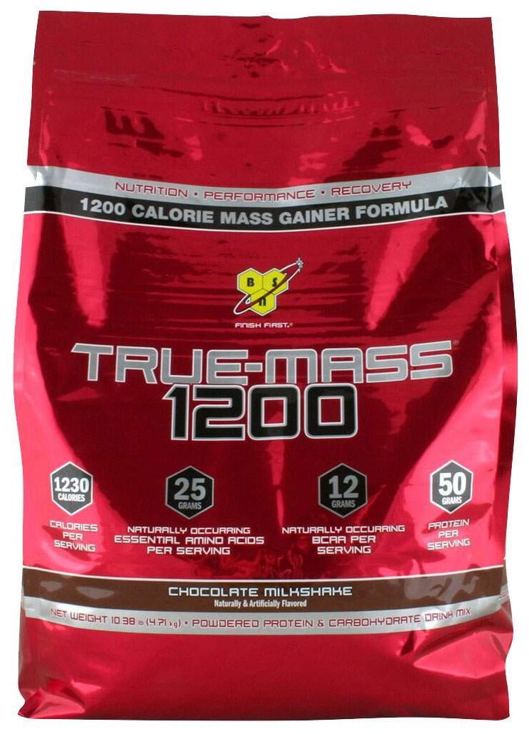 Гейнер BSN True-Mass 1200 4650 г Milk Chocolate