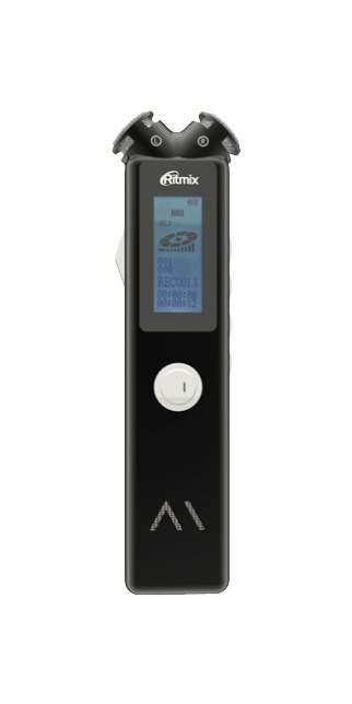 Диктофон цифровой Ritmix RR-145 4GB Black