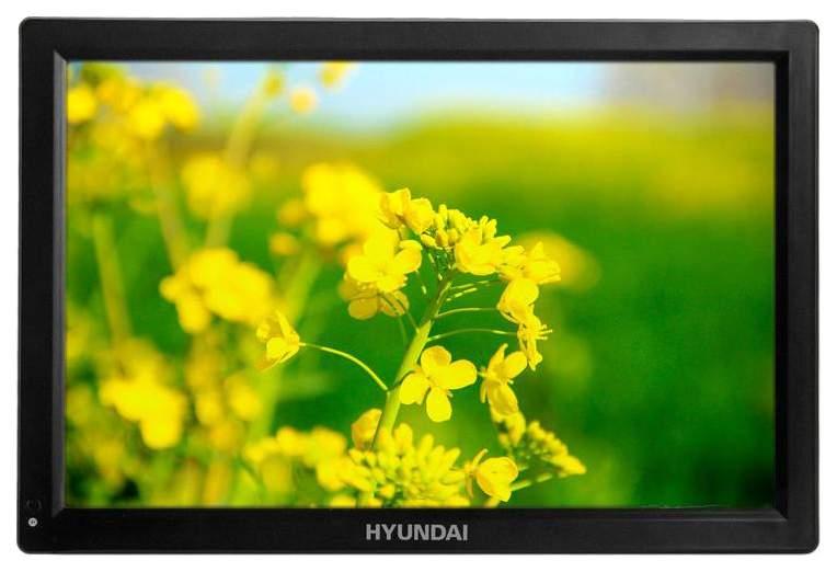 """Портативный плеер Hyundai H-LCD1400 141"""" Черный"""