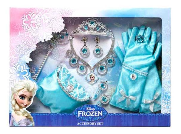 Принцессы 82548 игровой набор из 12 предметов из серии холодное сердце