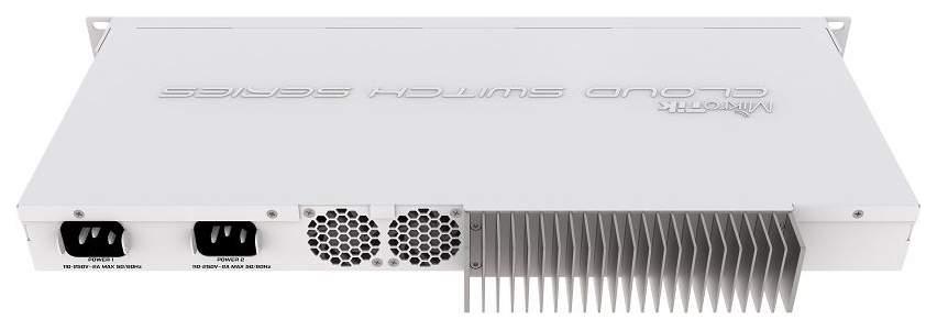 Коммутатор MikroTik CRS317-1G-16S+RM 1xGigabit LAN, 16xSFP+