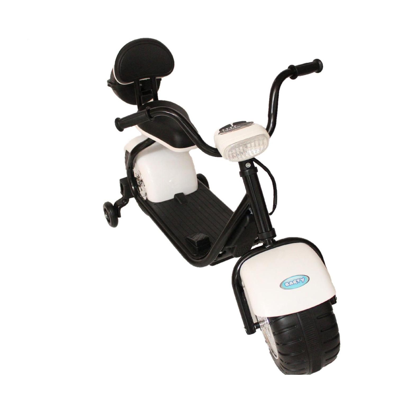Детский электромотоцикл Barty CityCoco YM708, Белый