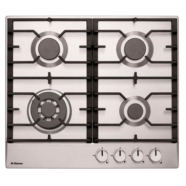 Встраиваемая варочная панель газовая Hansa BHGI63130 Silver