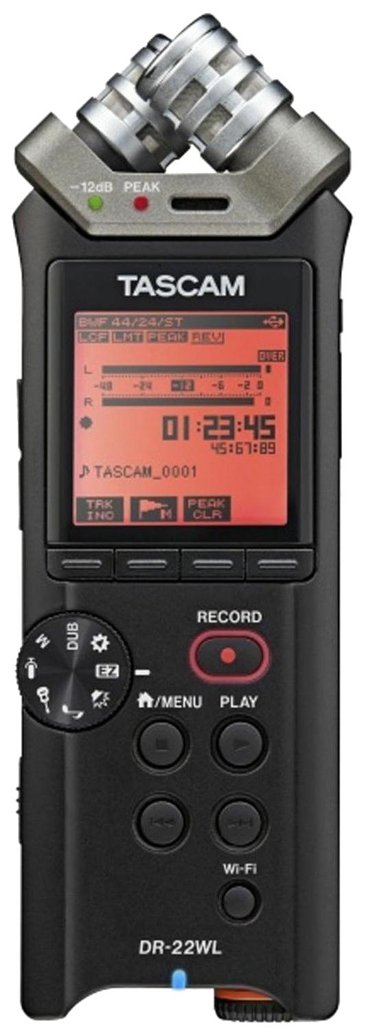 Ручной рекордер Tascam DR-22WL