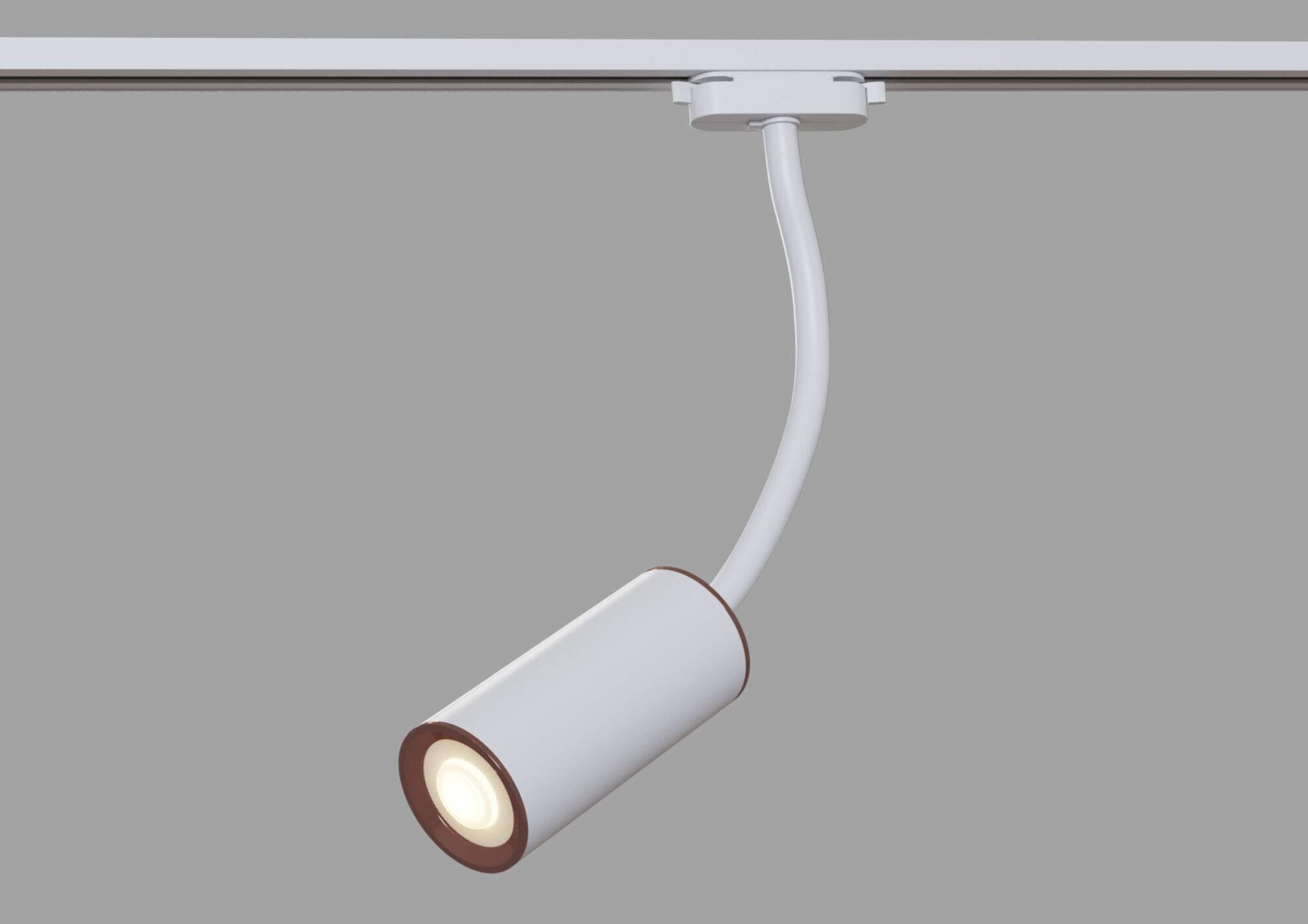 Трековый светильник Maytoni TR010-1-GU10-W