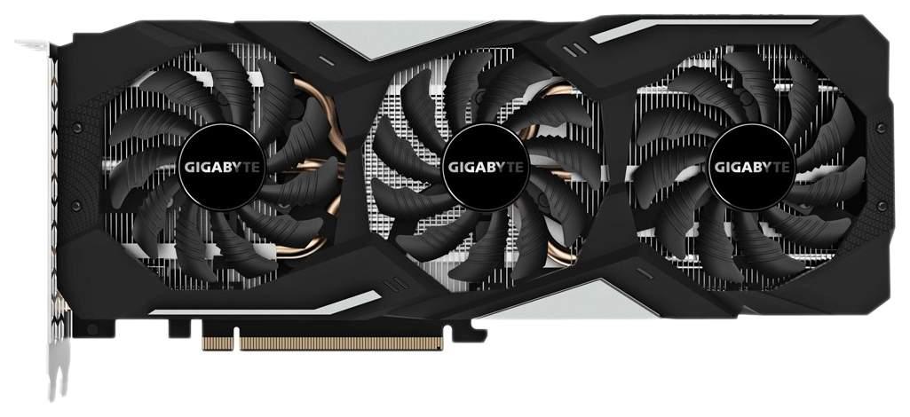 Видеокарта GIGABYTE nVidia GeForce GTX 1660 Ti (GV-N166TGAMING OC-6GD)