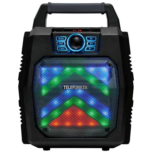 Магнитола Telefunken TF-PS1250B