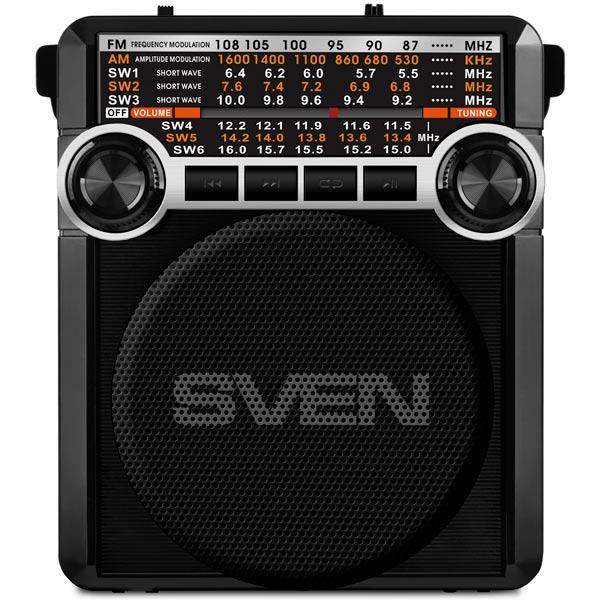 Радио Sven SRP-355 Bl