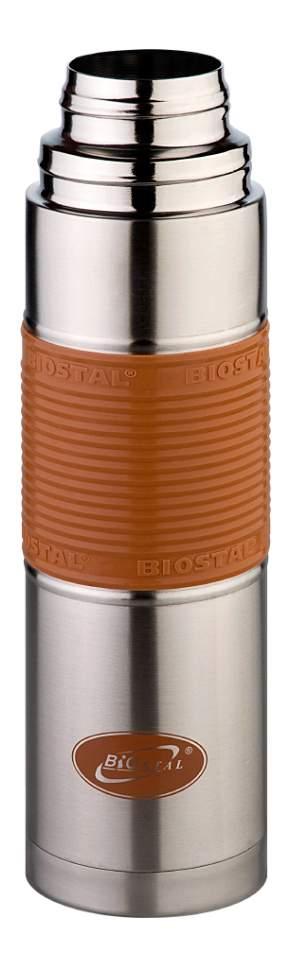 Термос Biostal Fler 0,75 л серебристый/черный