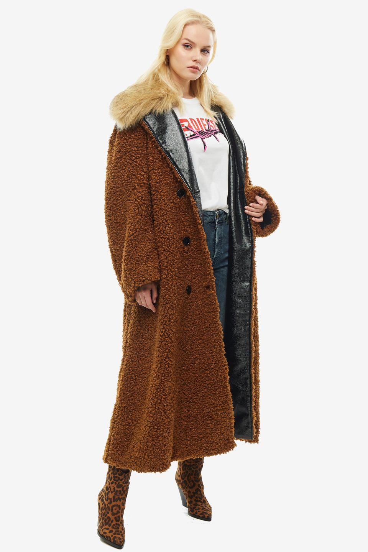 дизель пальто женское фото брать