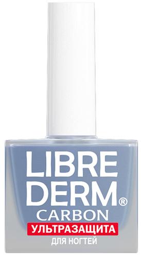 Лак для ногтей LIBREDERM Ультразащита Карбон, 10 мл