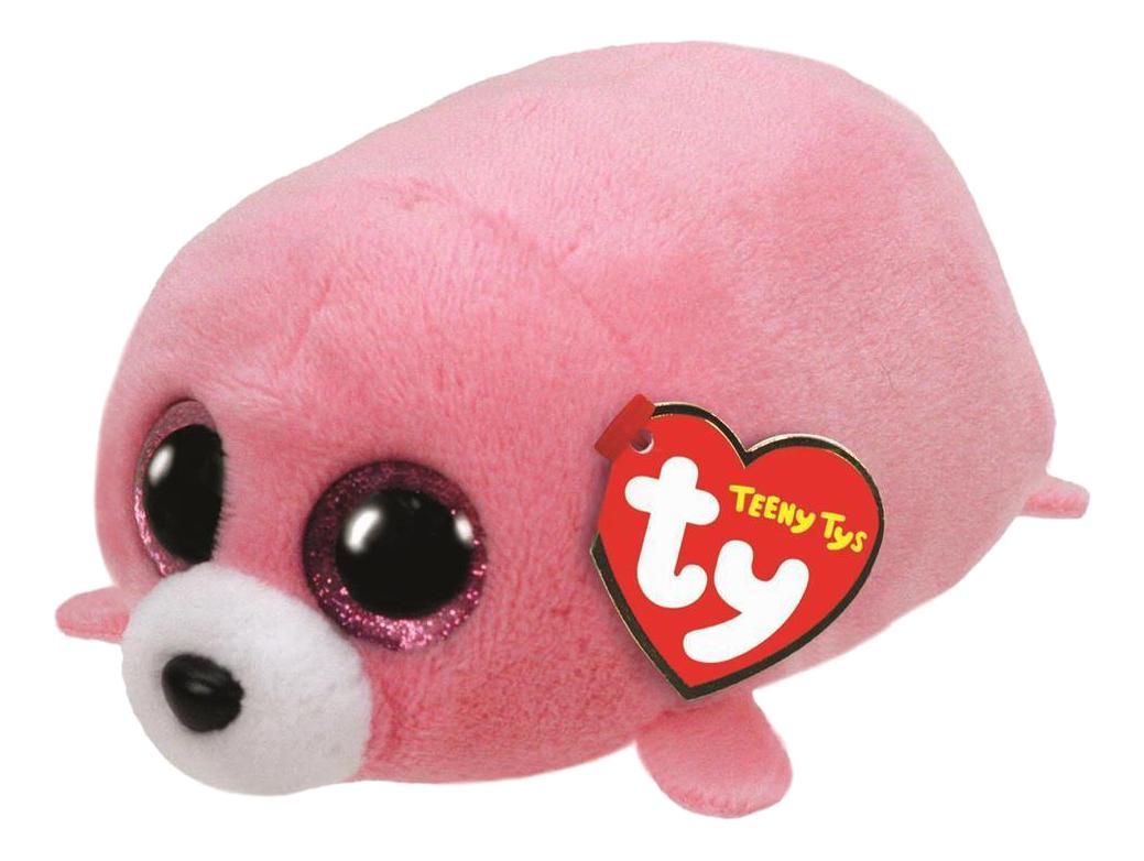 Мягкая игрушка TY Teeny Тюлень Seaweed 11 см