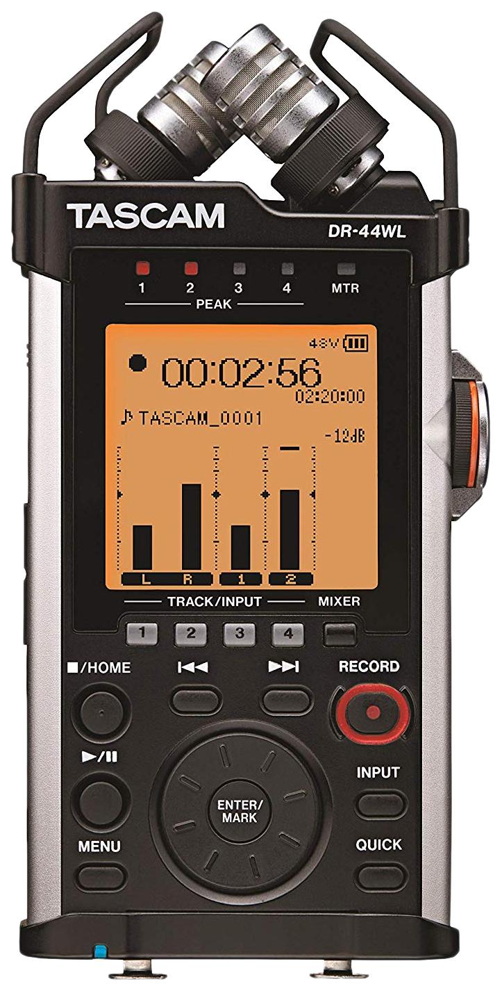 Диктофон цифровой TASCAM DR-44WL