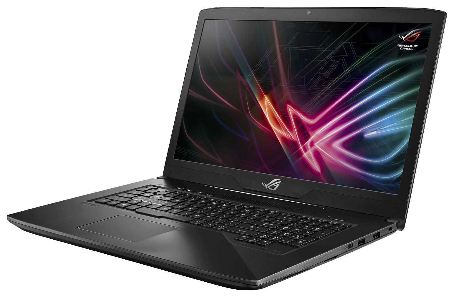Ноутбук игровой ASUS GL703GE-GC157T 90NR00D2-M03000