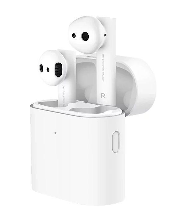 Наушники беспроводные Xiaomi AirDots PRO 2 White (ZBW4473CN)