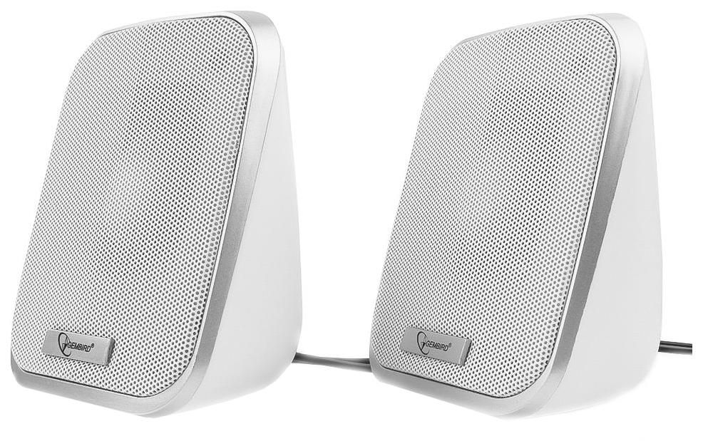 Колонки для компьютера Gembird SPK-100-W White