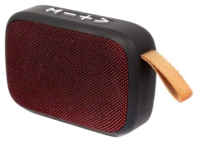 Беспроводная акустика BLAST BAS-451 Red/Black