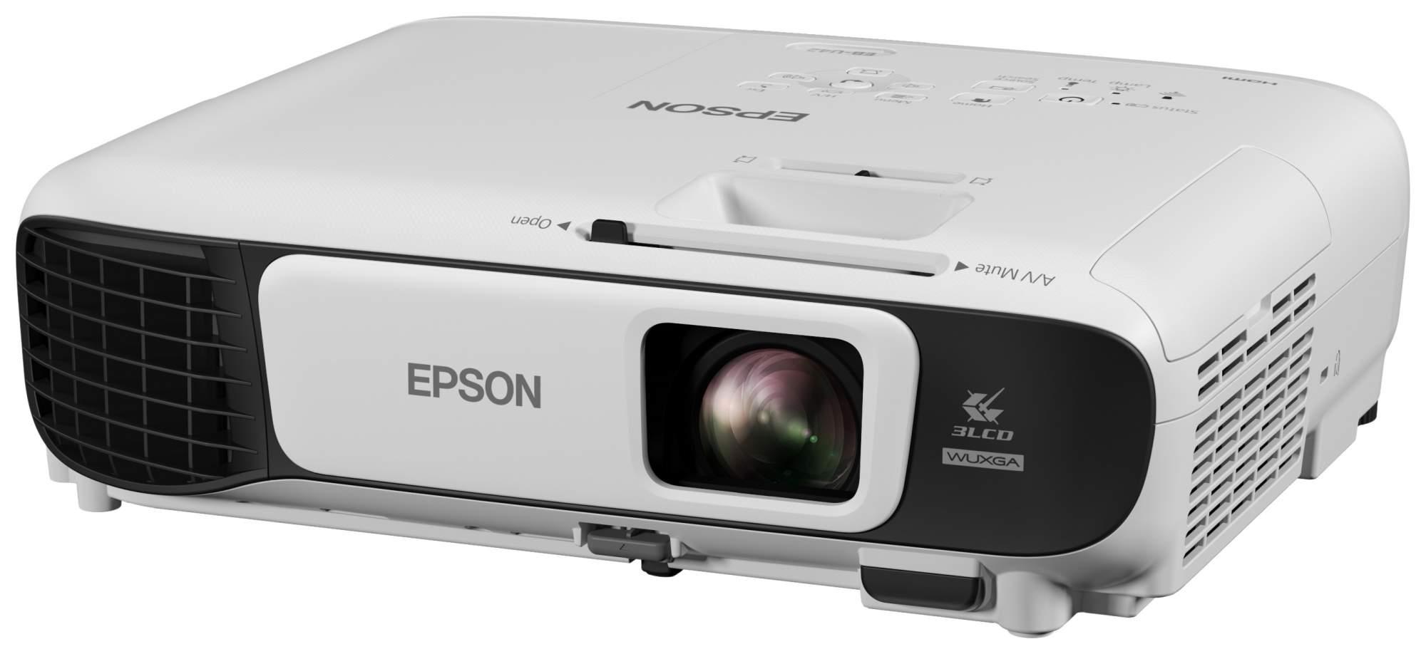 Видеопроектор Epson EB-U42 V11H846040