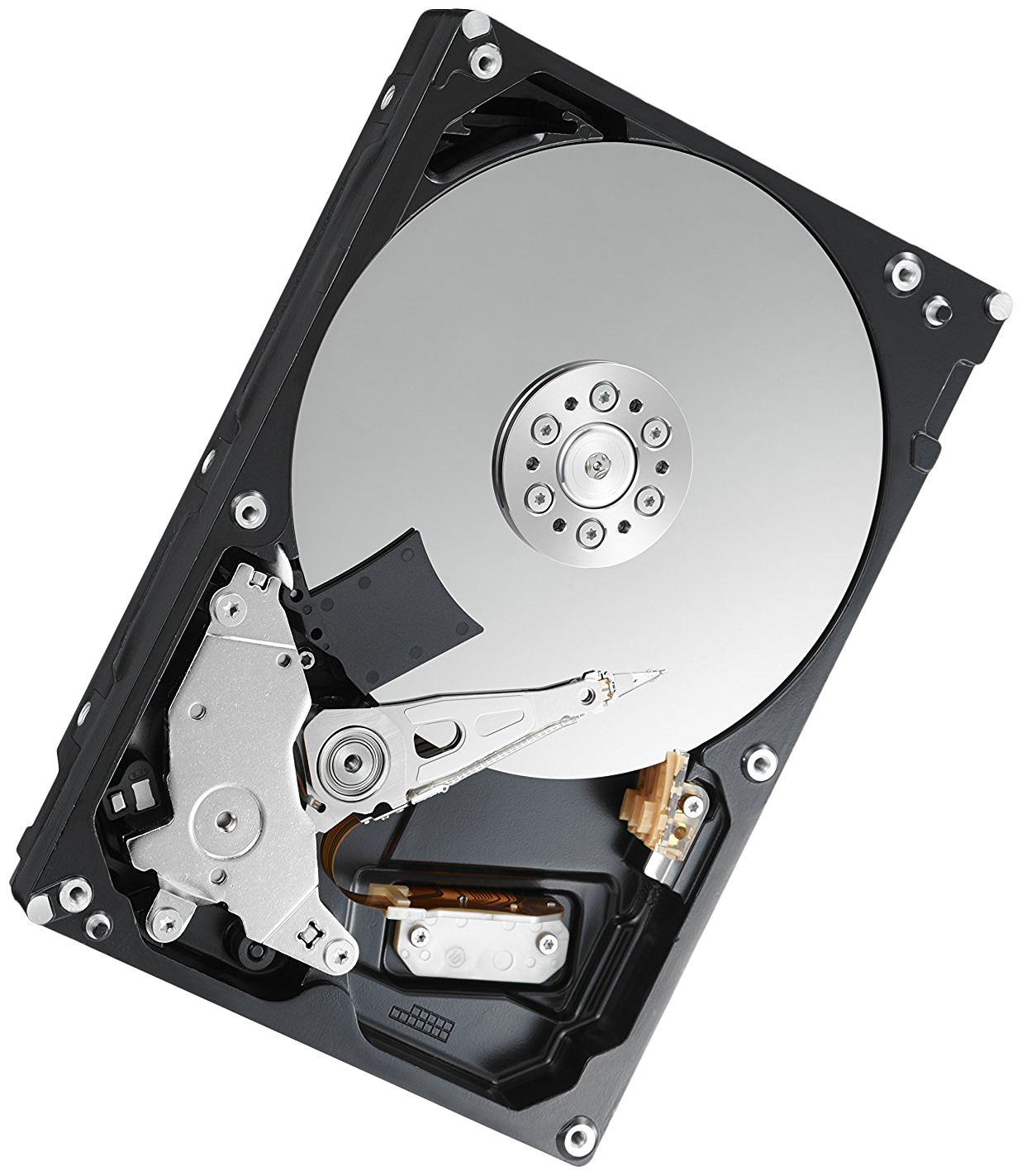 Внутренний жесткий диск Toshiba E300 3TB (HDWA130UZSVA)