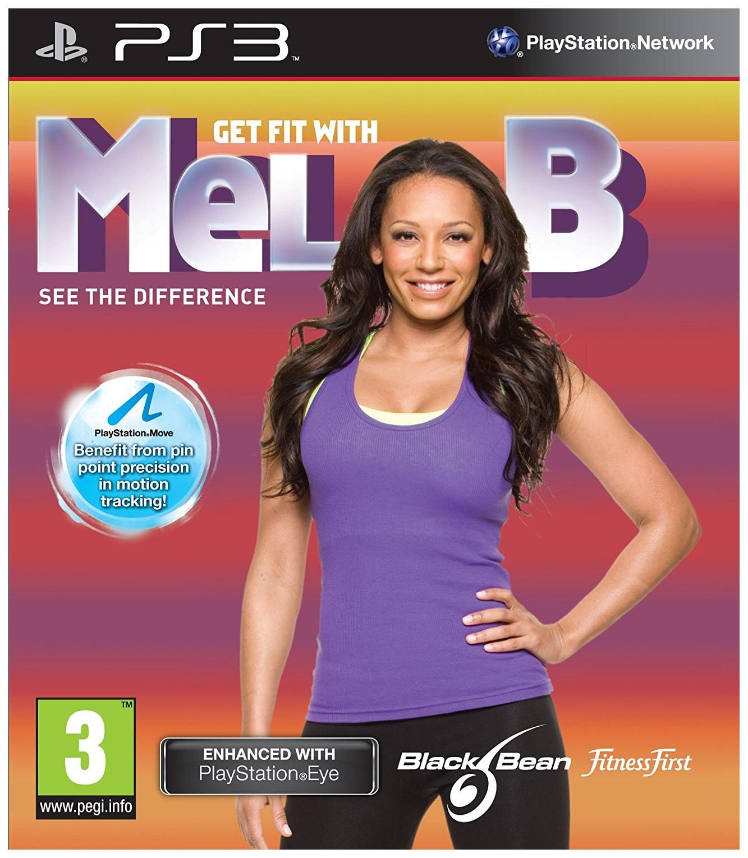 Игра Get Fit With Mel B для PlayStation 3
