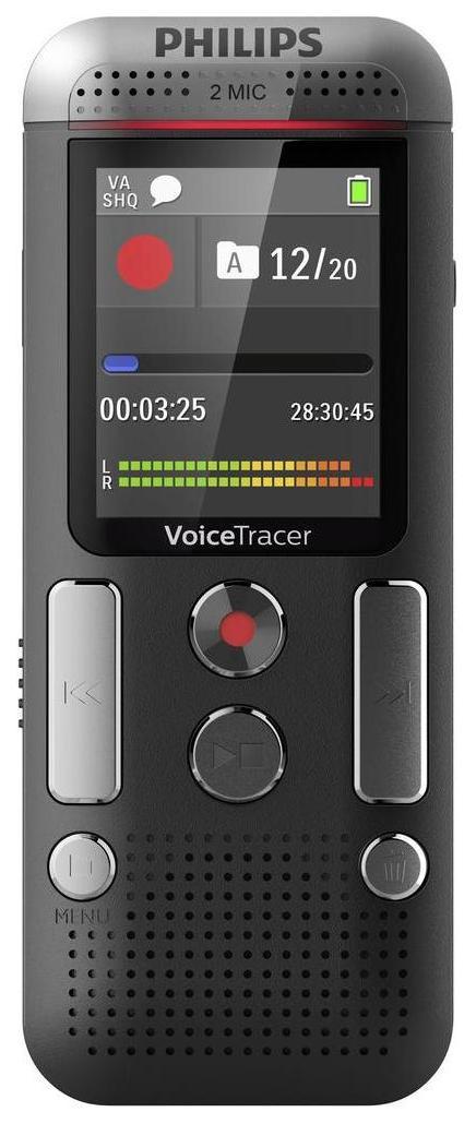 Диктофон цифровой Philips DVT2510