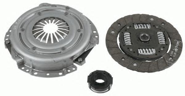 Комплект сцепления Sachs 3000951044