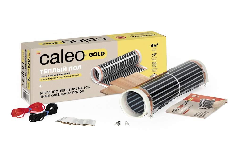 Инфракрасные теплые полы Caleo Gold 170-0,5-10