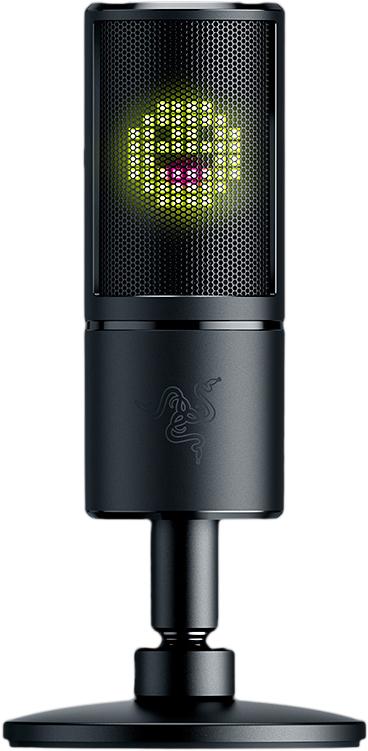Микрофон Razer Seiren Emote Black (RZ19-03060100-R3M1)