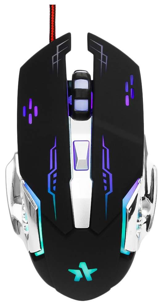 Игровая мышь Гарнизон GM-710G Silver/Black