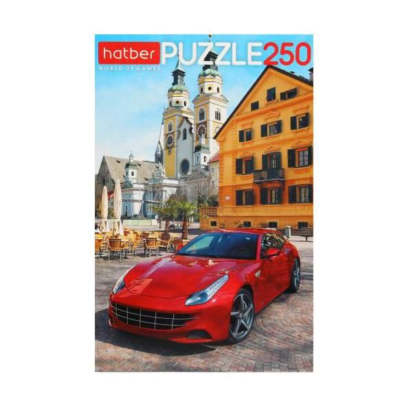 Пазлы Super Cars, 250 элементов 250ПЗ3_01020