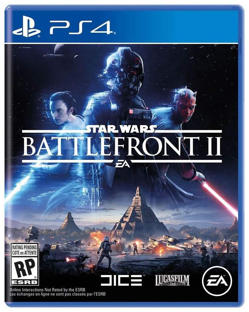Игра Star Wars Battlefront 2 для PlayStation 4
