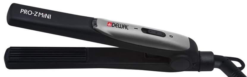 Выпрямитель волос Dewal Pro-Z Mini 03-019M Black