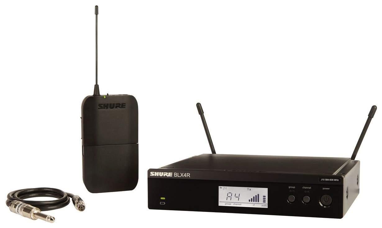 Радиосистема Shure BLX14RE M17