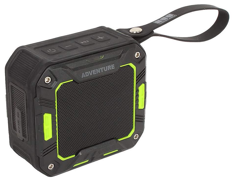Беспроводная акустика Camping World Adventure Box Green/Black