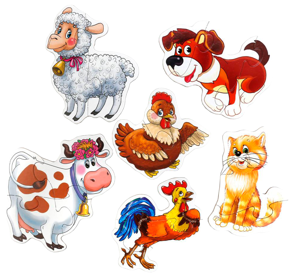 Картинки с изображениями домашних животных