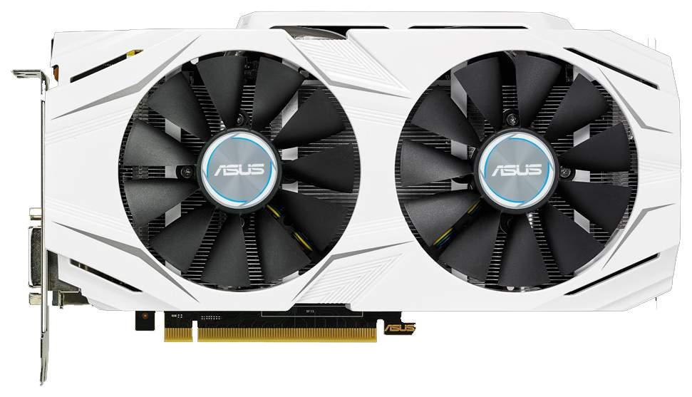 Видеокарта ASUS Dual nVidia GeForce GTX 1060 (DUAL-GTX1060-O6G)