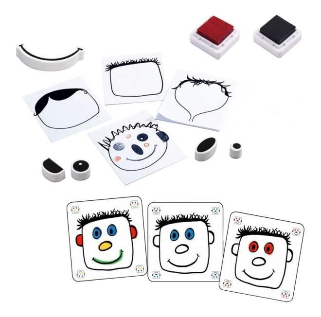Семейная настольная игра Djeco Crazy pad