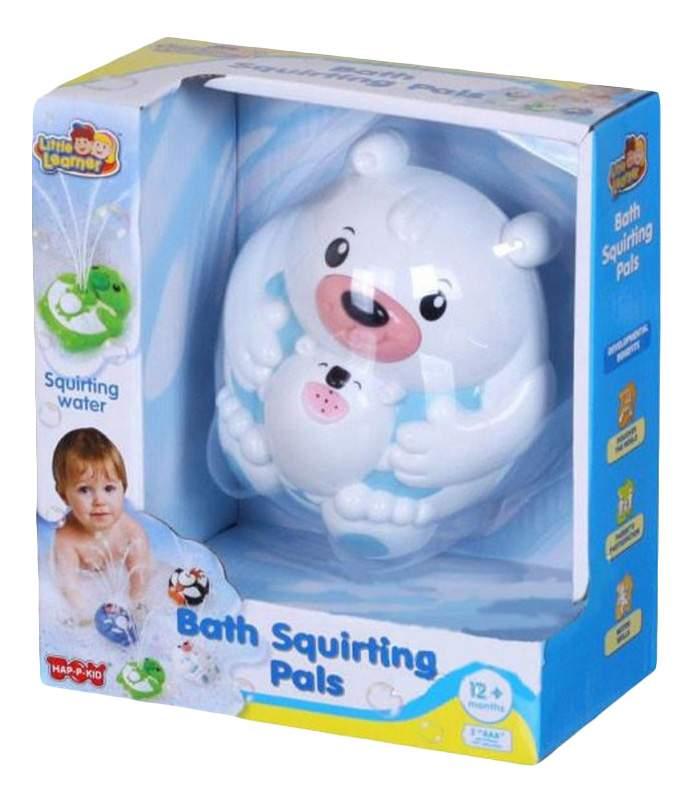 Интерактивная игрушка для купания Happy Kid Toy Полярный мишка
