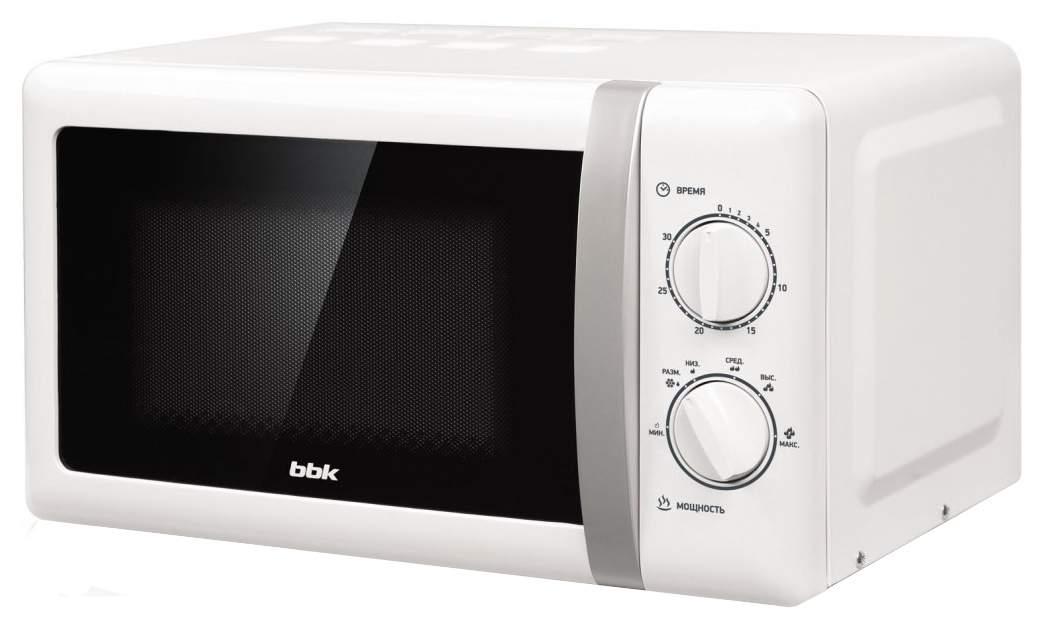 Микроволновая печь соло BBK 20MWS-716M/W white