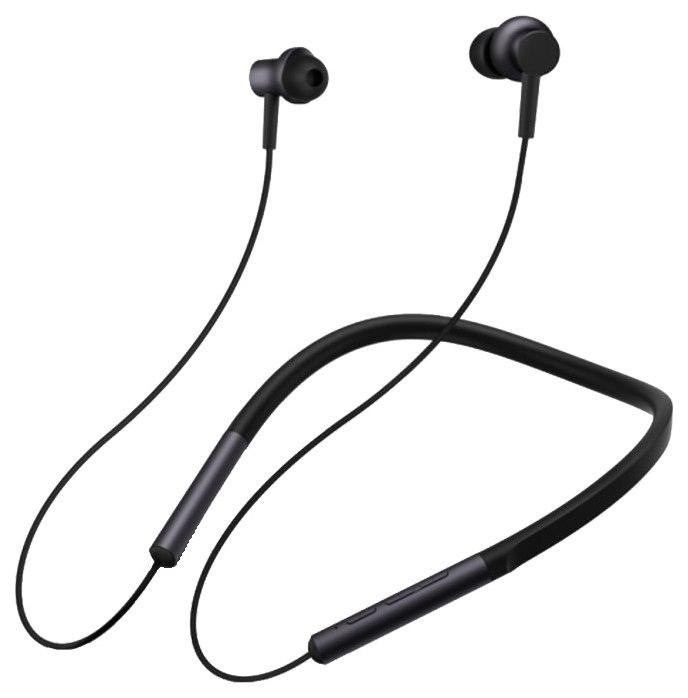 Беспроводные наушники Xiaomi Mi Collar Black