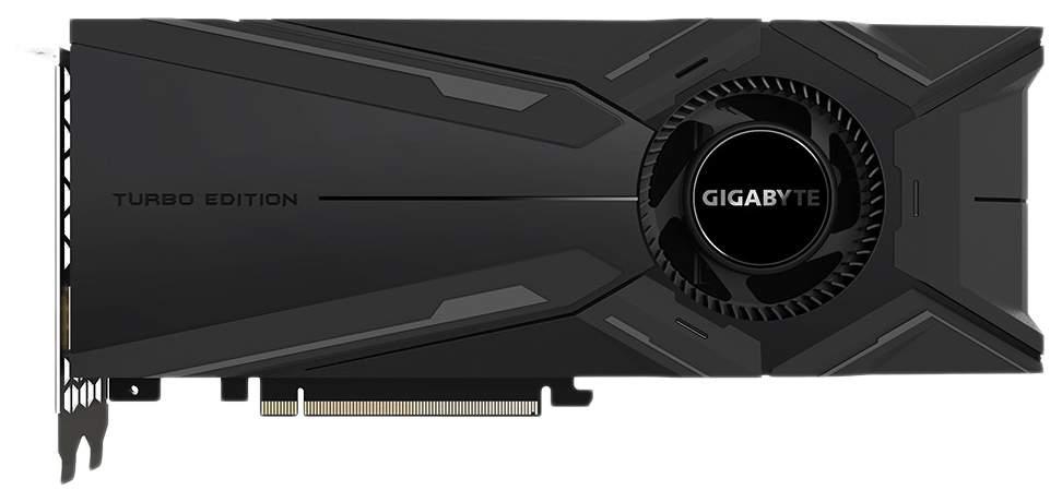 Видеокарта GIGABYTE nVidia GeForce RTX 2080 Ti (GV-N208TTURBO-11GC)