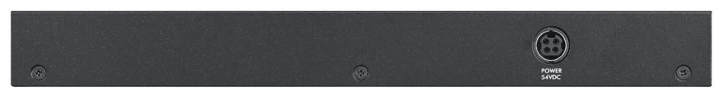 Коммутатор ZyXEL GS1900-8HP-EU0102F Черный