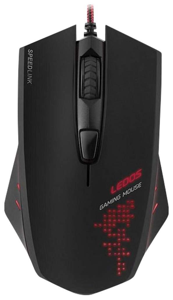 Игровая мышь SPEED-LINK Ledos Black (SL-6393-BK)