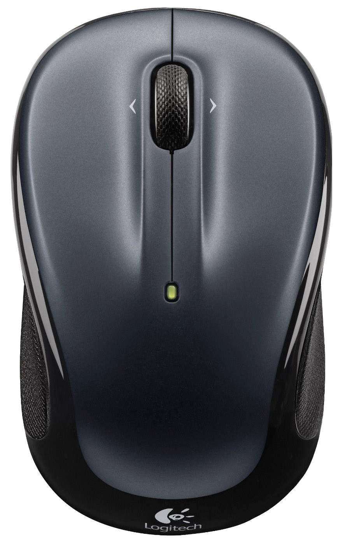 Беспроводная мышка Logitech M325 Grey (910-002142)