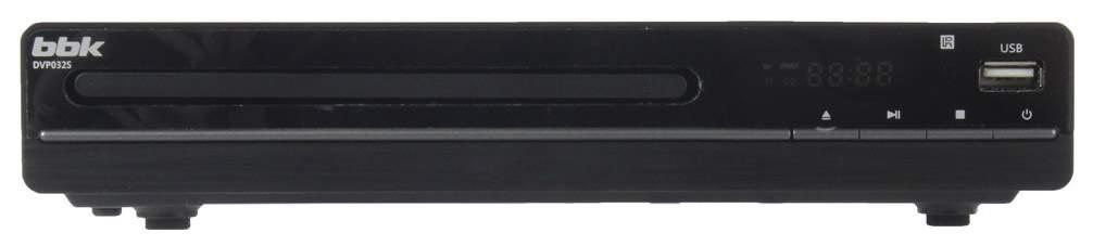 Плеер BBK DVP032S Черный