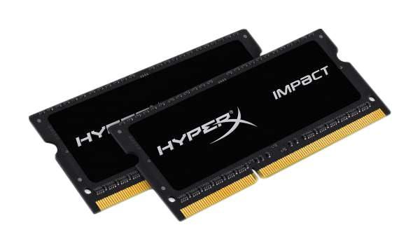 Оперативная память HyperX Impact HX316LS9IBK2/8