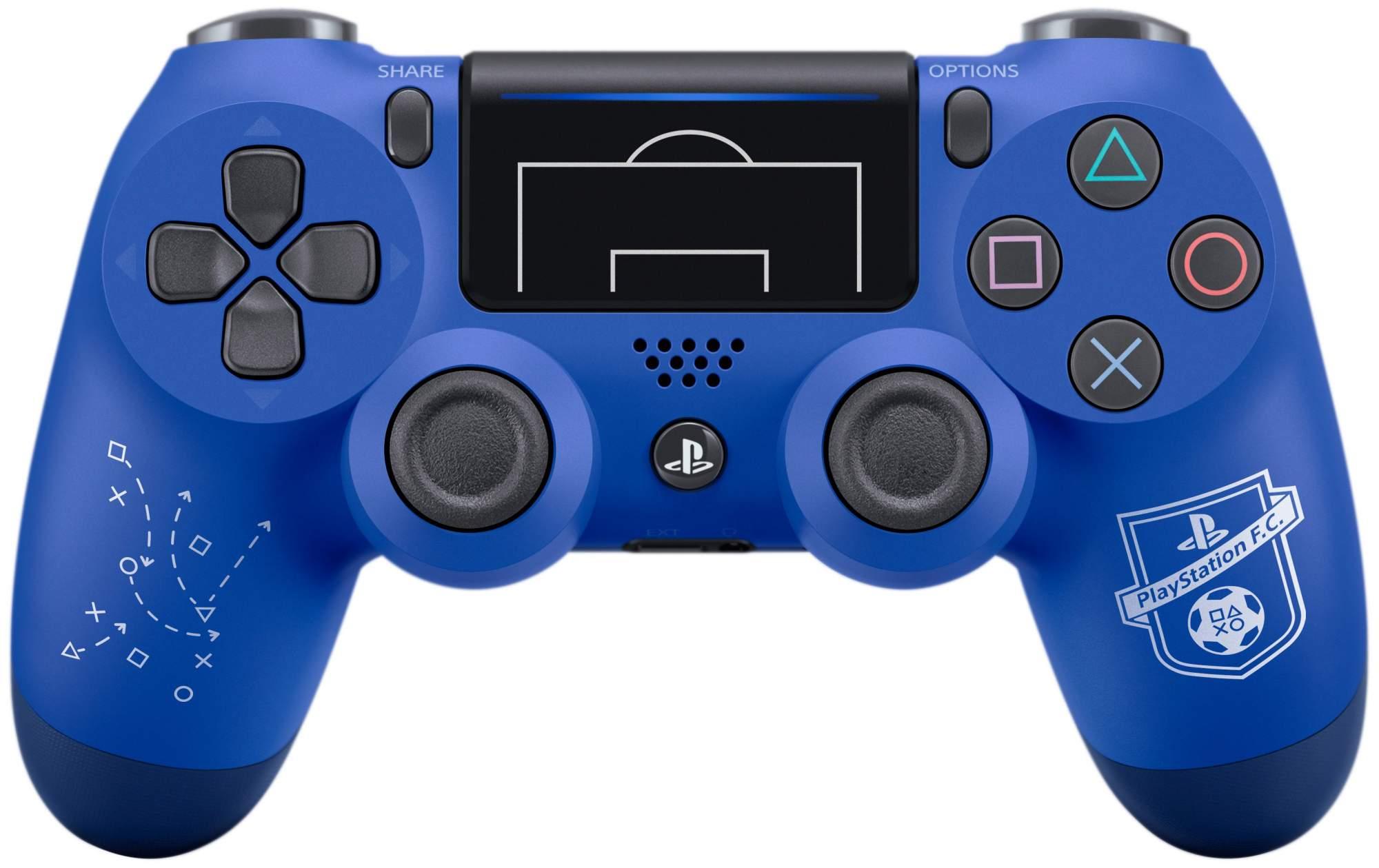 Геймпад Sony PlayStation Dualshock 4 Dualshock 4 v2 CUH-ZCT2E F.C