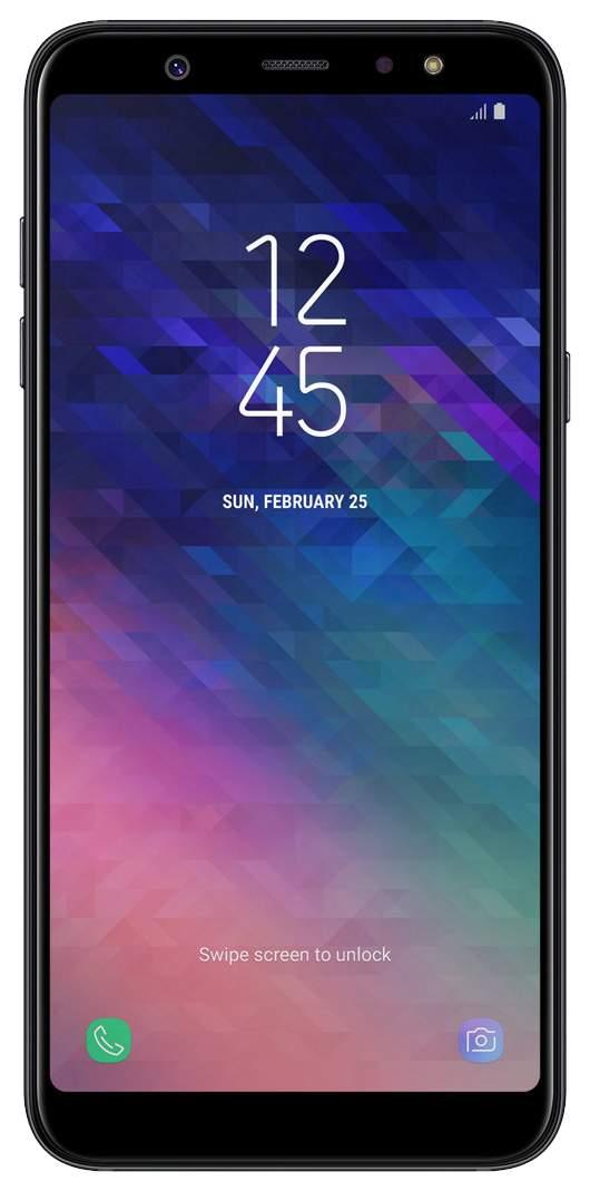 Смартфон Samsung Galaxy A6+ 32Gb Black (SM-A605F)