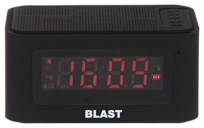 Радио-часы Blast BAS-750