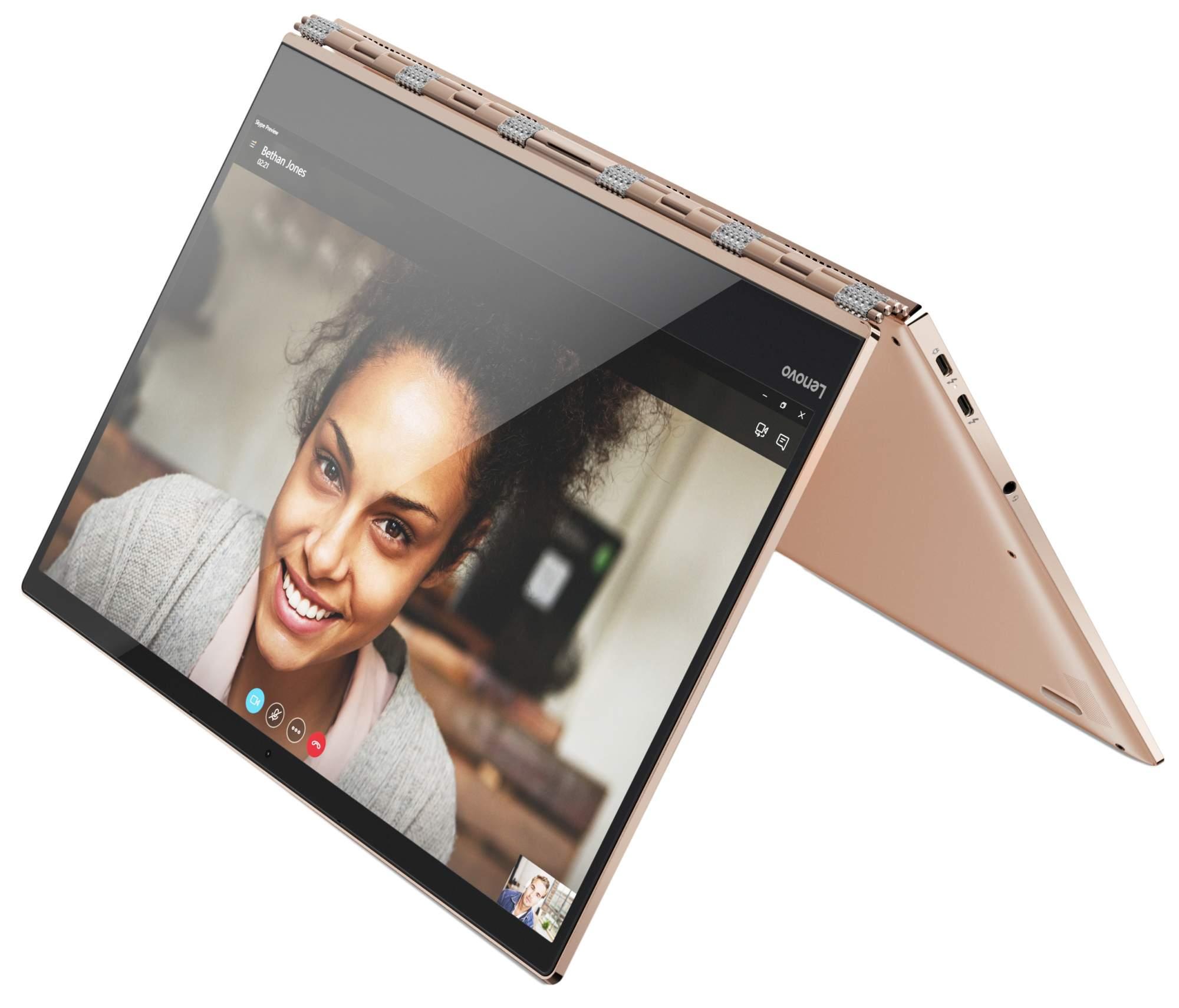 Ноутбук-трансформер Lenovo Yoga 920-13IKB 80Y7001TRK